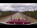 Trucking Alaska through Denali Natl Park