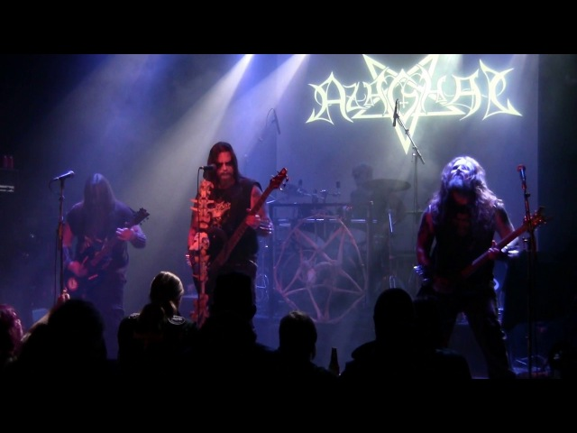 Azaghal Orja Live @ Turku Saatanalle V