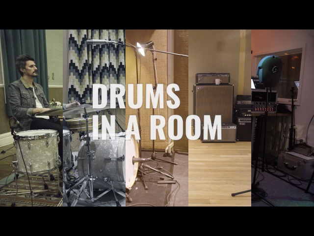 Recording Drums What Difference Does The Room Make