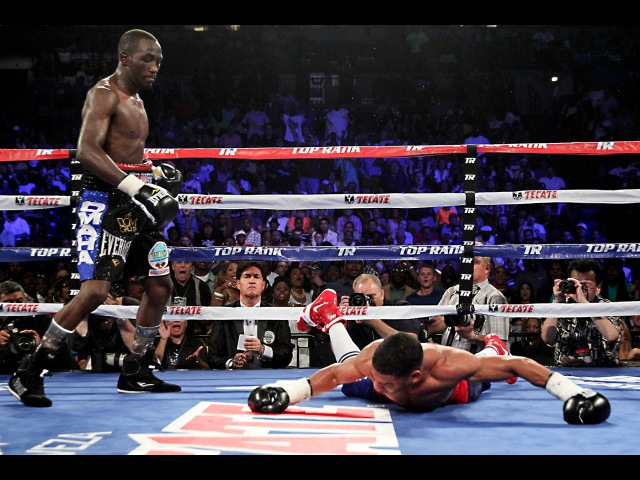 Full Fight Terence Crawford vs Yuriorkis Gamboa