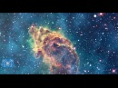 Celestial Relaxation 1 HR of 4K NASA Space/Galaxy Footage 432HZ Ambient Music