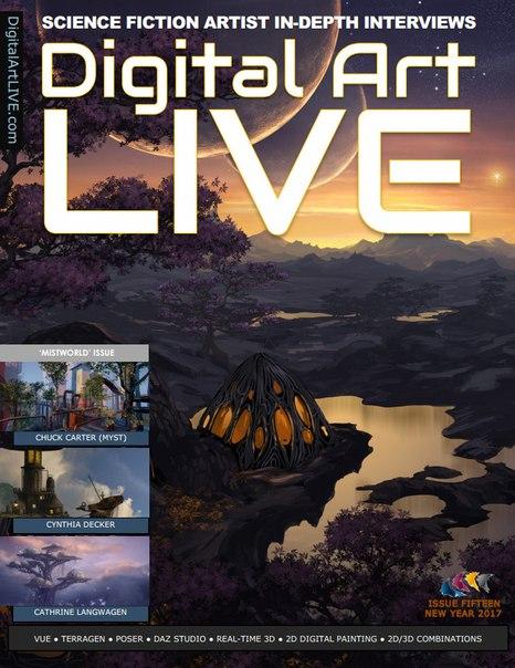 Digital art live 01 2017