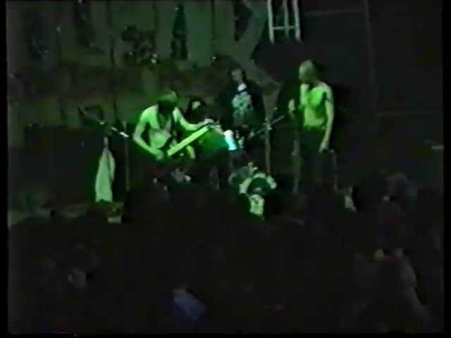 BREDOR live in Donetsk Ukraine 1999
