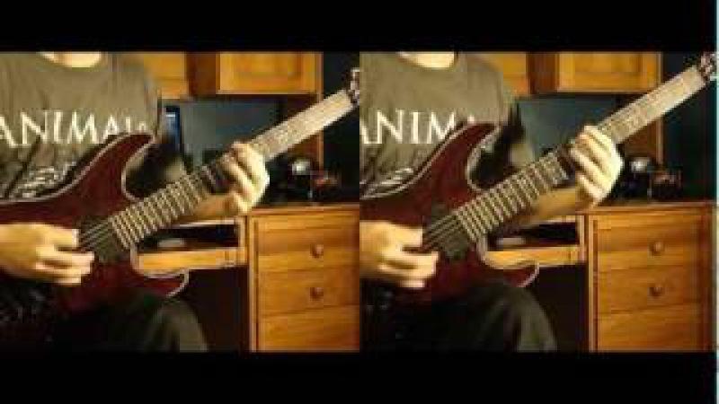 Original Progressive Metal Song The Span Between by Steven DeMartini