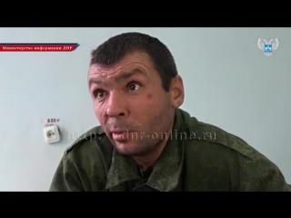 Дебальцево, 20 декабря, 2016 . Интервью с ранеными бойцами НМ ЛНР в госпитале Дебальцево