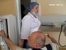 Как мы делали регулировку нашей операционной сестре после бандажироваия желудка
