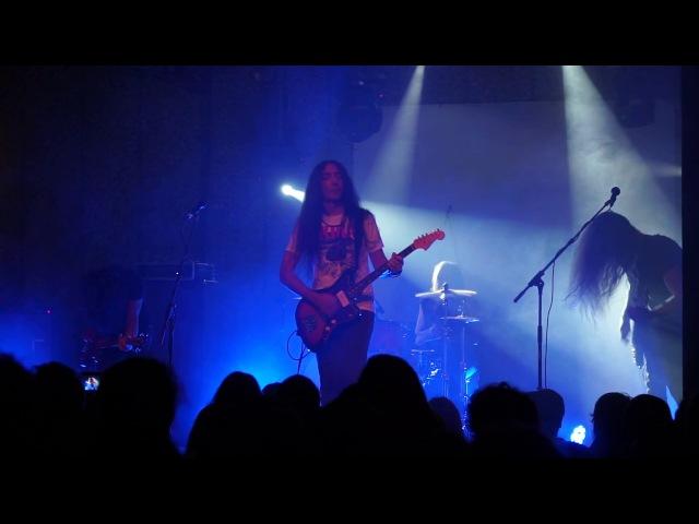 Alcest Oiseaux de proie Live @ Kruhnen Musik Halle