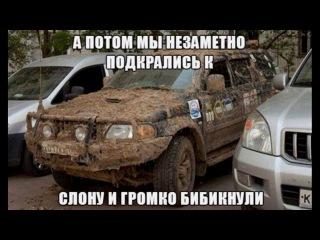 Лучшие Авто Приколы Весны