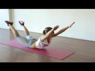 Как накачать ягодицы дома. Лучшие упражнения Workout - Будь в форме