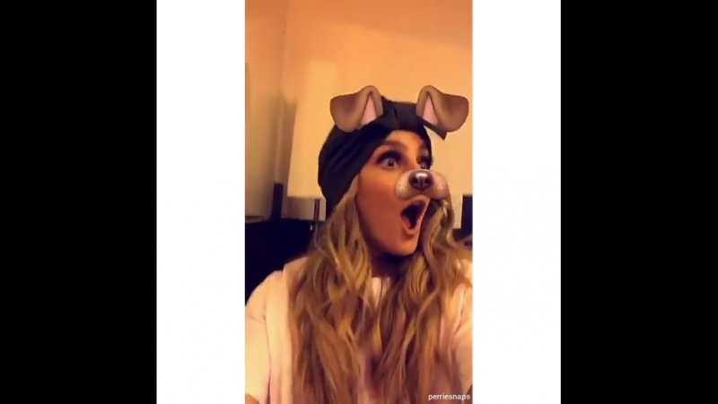 Trying to slyly record Claud singing along to Loick Essin 🙈 👻 June 17 2016 perriesnap perrieedwards littlemix