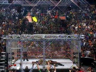 [WCOFP] WWF Unforgiven 2000 - Edge & Christian vs The Hardy Boyz (Steel Cage Match)