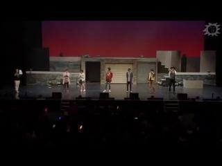 Shuriken Sentai Ninninger Final Live Tour Cast Talk