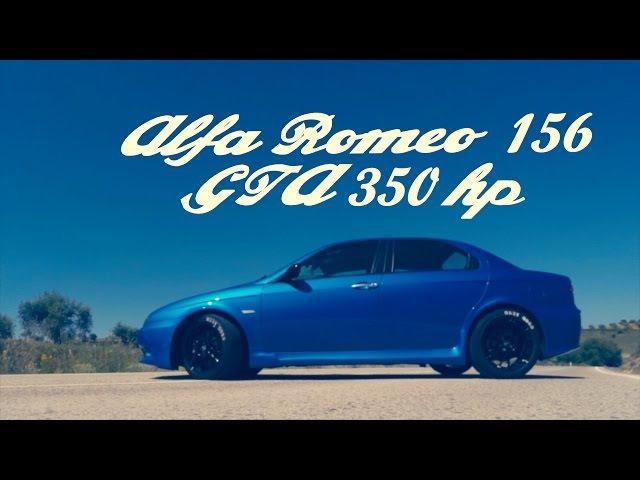 ALFA ROMEO 156 GTAm 350hp FLAMOVIL