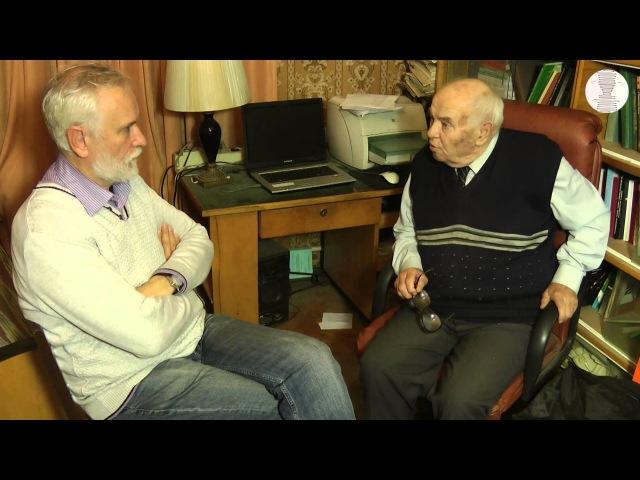 Вторая беседа В Г Буданова с Д С Чернавским