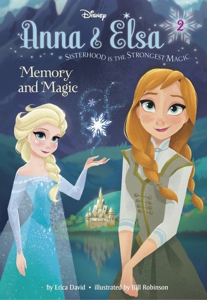 Erica David - Anna & Elsa. Memory and Magic
