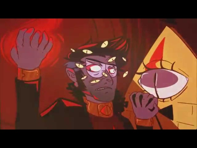 Bill Cipher Stanford Pines Distance Gravity Falls AMV