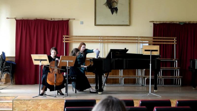 ИППОЛИТОВКА Гос экзамен по концертмейстерскому классу