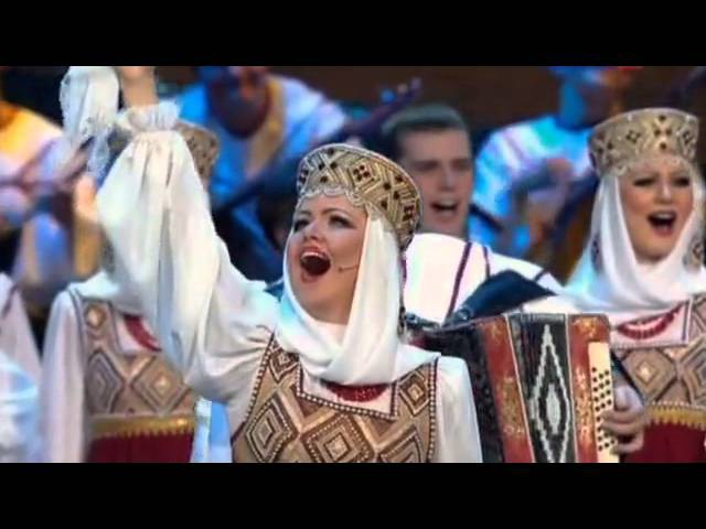 Pyatnitskiy Choir 100 Years Хор им Пятницкого 100 лет FULL