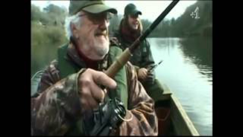 Bernard Cribbins and Martin Bowler - Pike Fishing - Catching the Impossible