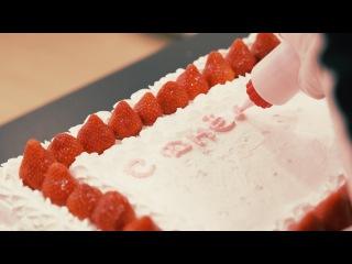 Проректоры КФУ пекут торт ко Дню рождения университета | Громкие рыбы