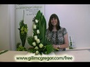 Plaited palm arrangement gillmcgregor youtube
