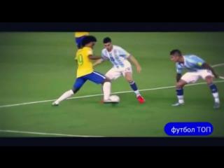 Нереально классные финты в футболе