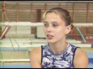 Olympic champion Elena Zamolodchikova / Елена Замолодчикова