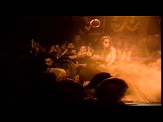 Christian Death Romeo's Distress Live