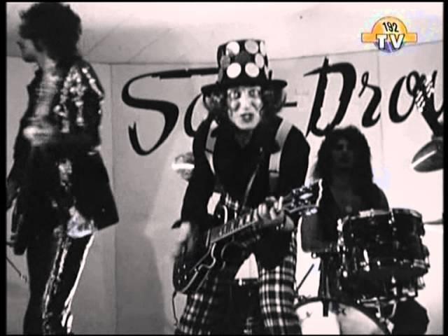Slade Cum on feel the noize Rare Original Footage French TV 1973 Rebroadcast Dutch 192 TV