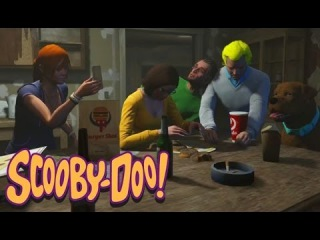Chop, Where Are You! (Scooby Doo intro remake in GTA V)