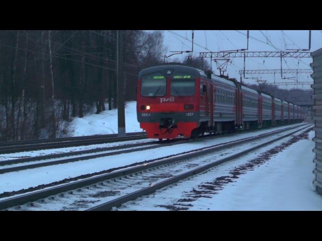 Электропоезда ЭД4М-0357, ЭД4М-0251