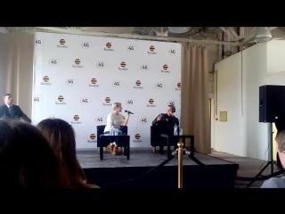 #4Gбесплатно Паша Микус встреча блоггеров в Спб