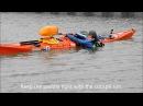 NORTHSEAKAYAK The Paddle Float Self Rescue