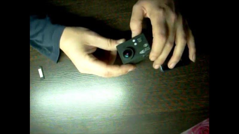 экшен камера с wifi hds5000