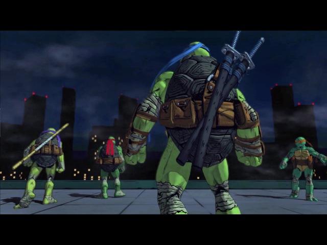 teenage mutant ninja turtle games - HD1920×1080