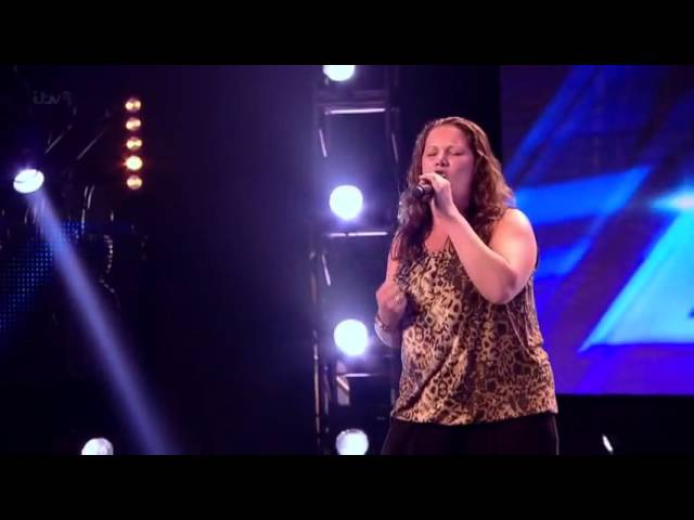 Sam Bailey Who's Lovin' You Audition 2 The X Factor UK 2013 LEGENDADO PT BR