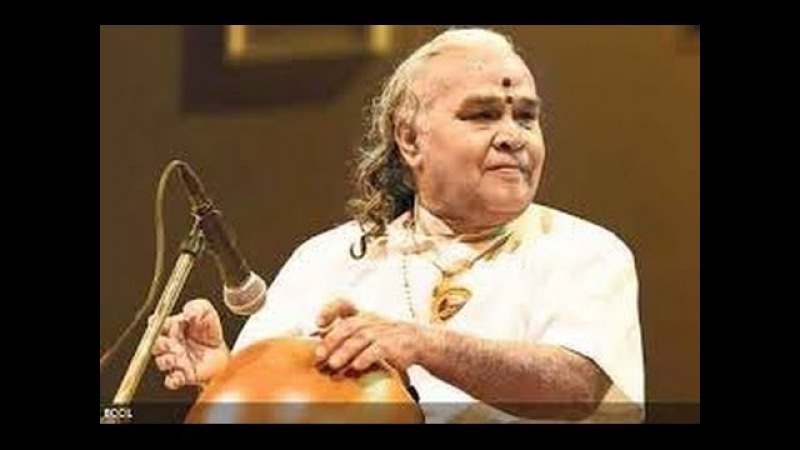 Carnatic Music | VIKKU 74 | A spectacular rhythm | Svatantra 2015