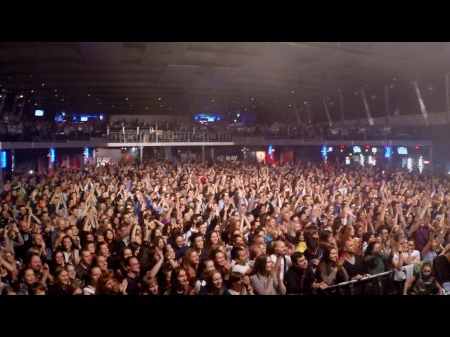 Mgzavrebi Moscow 17 10 15 @ Ray Just Arena