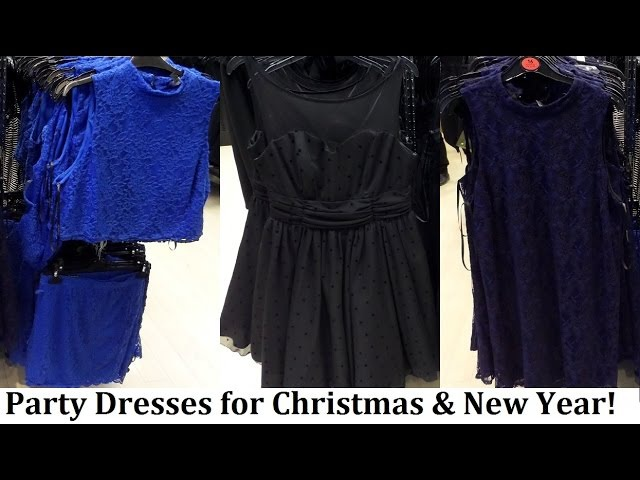 Party Dresses Outfits at Primark   December 2015   IlovePrimark