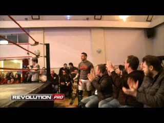 RevPro TV #22 feat: The Wolves vs 2 Unlimited