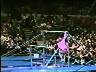 1981 Пол Хант - гимнаст- клоун. Удивительное зрелище!