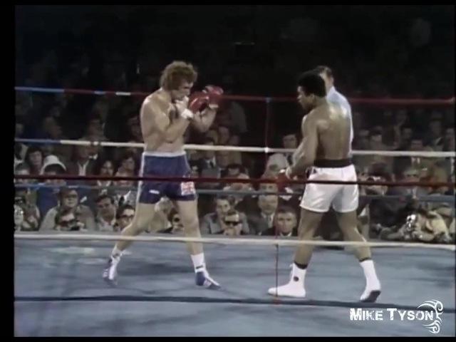 Ali vs Bugner Head Movement Counterpunches