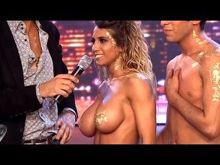 strip Chintia dance fernandez