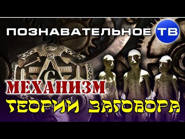 Безструктурное управление Механизм теории заговоров Познавательное ТВ Михаил Величко