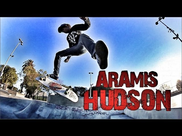 HOW TO 360 FLIP / TRE FLIP WITH ARAMIS HUDSON