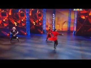 Танцы. Лезгинка. Кавказские танцы. Ольга Бузова танцует лезгинку