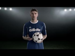 Tipps und Tricks mit Thomas Mller - Gillette Uni-Liga #3 |