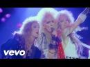 Vixen - Edge Of A Broken Heart (Official Video)