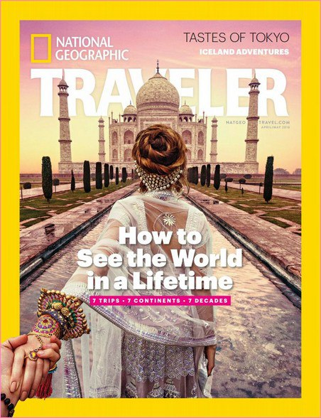National Geographic Traveler USA - April - May 2016