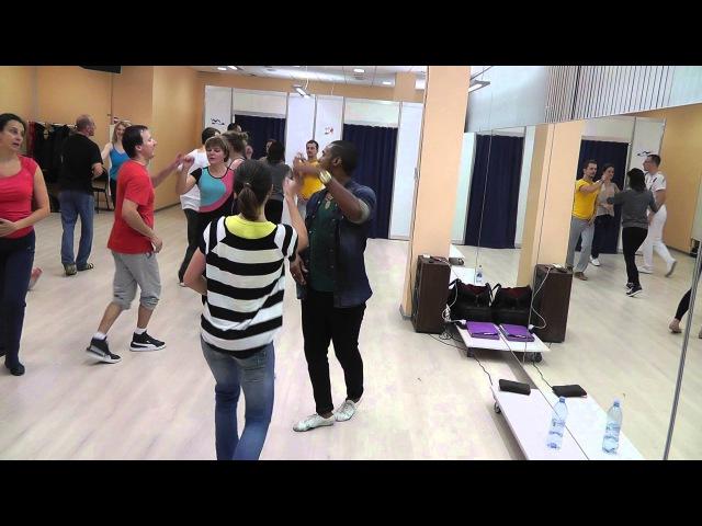 Yoandy Villaurrutia Salsa Intermediate 14 01 14